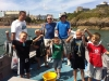 Mackerel Fishing Tenby