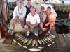 Sign Man Fishing Charters