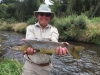 Bryan Colman Trout Fishing