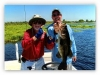 Trophy Bass Fishing Guide services