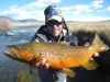 Gore Creek Fly Fisherman