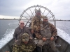 Texas Gulf Duck Hunting