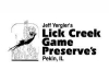 Lick Creek Game Preserve