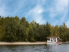 Ontario Wilderness Houseboat Rental
